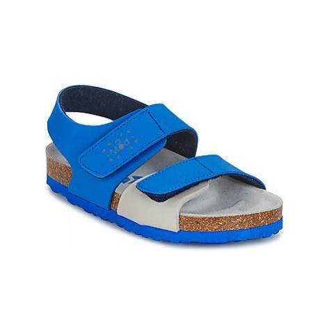 Mod'8 DARKOU boys's Children's Sandals in Blue