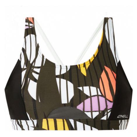 O'Neill PW MIX SPORTS BRA white - Women's sports bra