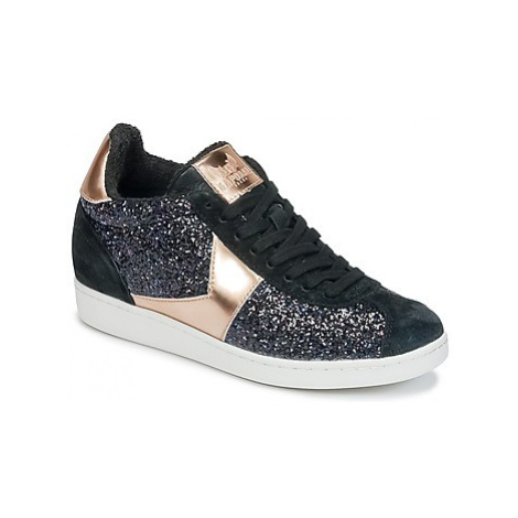 Kaporal KATALA women's Shoes (Trainers) in Black
