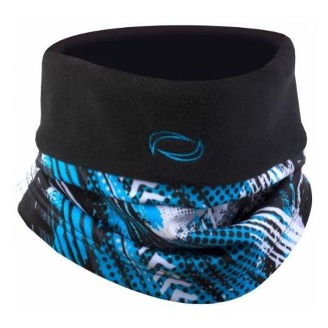 Axis NECKWARMER blue - Children's winter neckwarmer