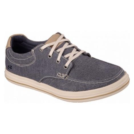 Skechers DEFINE-SODEN dark blue - Men's lifestyle shoes