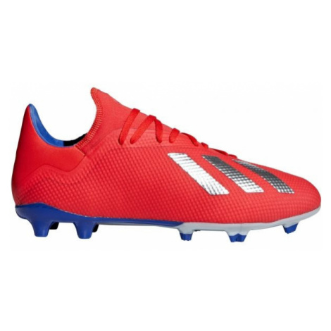 adidas X 18.3 FG red - Men's football boots