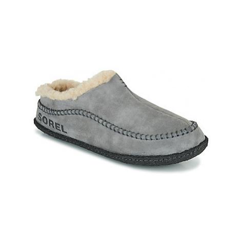 Sorel FALCON RIDGE II men's Slippers in Grey
