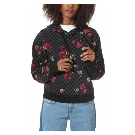sweatshirt Vans Botanical Check Crop - Botanical Check - women´s
