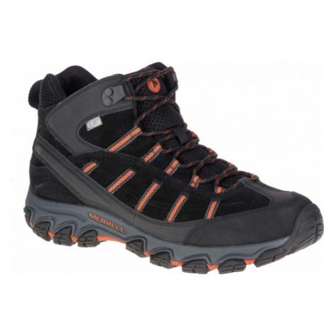 Merrell TERRAMORPH MID WTPF black - Men's outdoor shoes