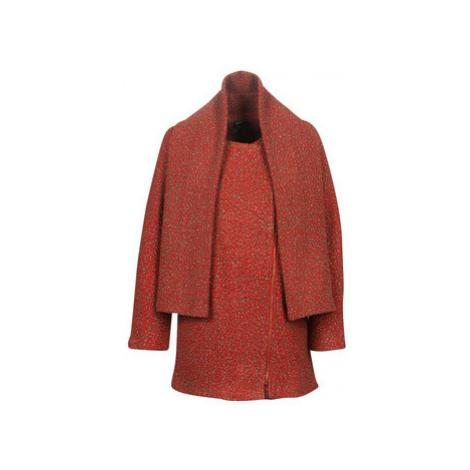 Smash LINETTE women's Coat in Red