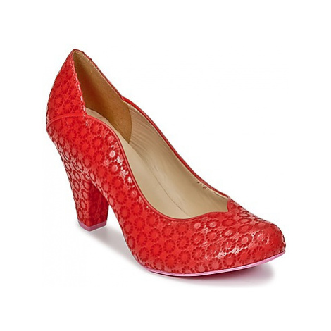 Cristofoli JULY women's Court Shoes in Red Cristófoli