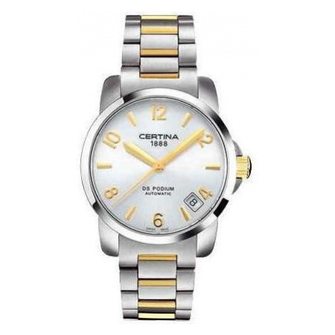 Certina Watch DS Podium