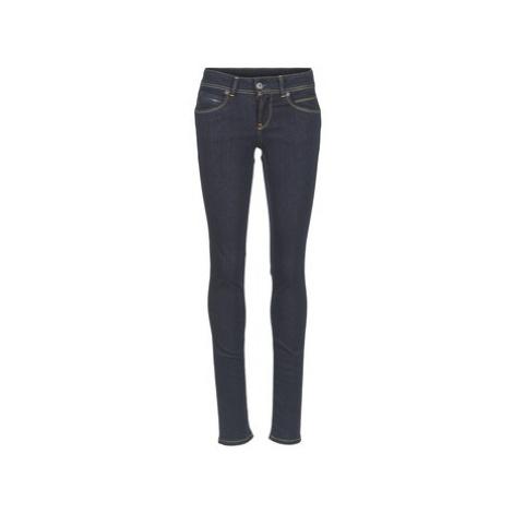 Pepe jeans NEW BROOKE women's Skinny Jeans in Blue