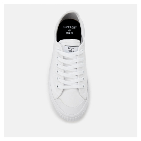 Superdry Women's Low Pro 2.0 Trainers - White - UK