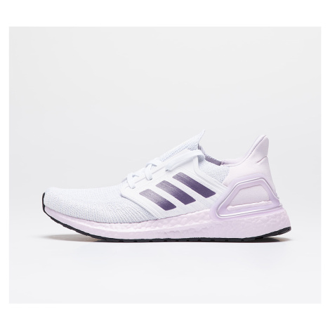 adidas UltraBOOST 20 W Ftw White/ Tech Purple/ Purple Tint