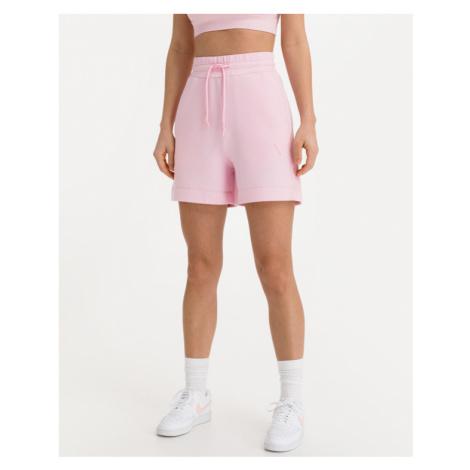 Pink women's shorts