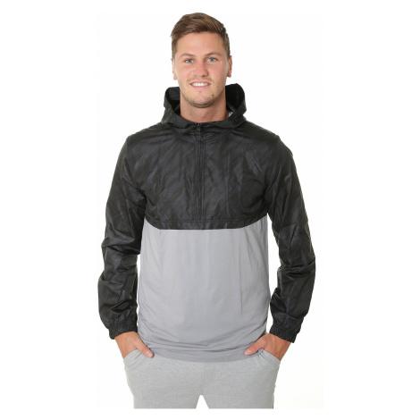 jacket Under Armour Sportstyle Wind Aniorak - 004/Black/Steel - men´s