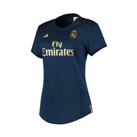 Real Madrid Away Shirt 2019 - 20 - Womens Adidas