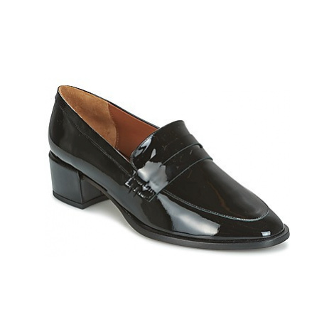 Heyraud FLORETTE women's Loafers / Casual Shoes in Black