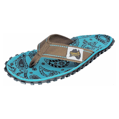 flip flops Gumbies Islander - Paisley - women´s