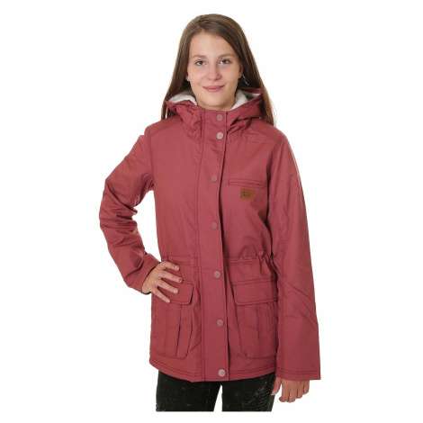 jacket Billabong Facil Iti - Vintage Plum - women´s