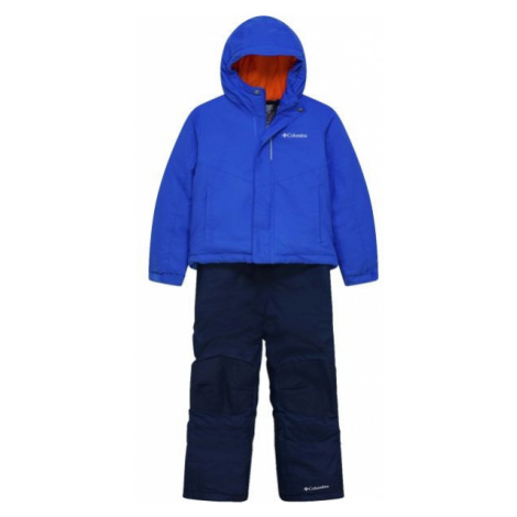 Columbia BUGA™ SNOW SET blue - Children's winter set