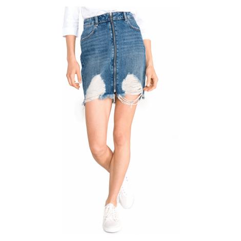 Guess Kiki Skirt Blue