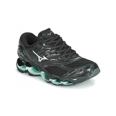 Mizuno WAVE PROPHECY 8 women's Running Trainers in Black