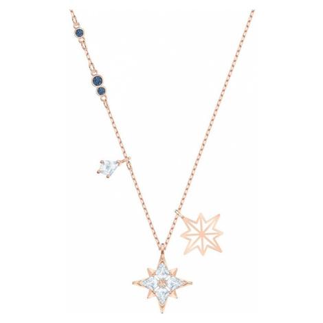 Swarovski Symbolic White Crystal Star Necklace