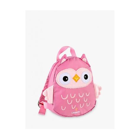 LittleLife Toddler Backpack, Owl