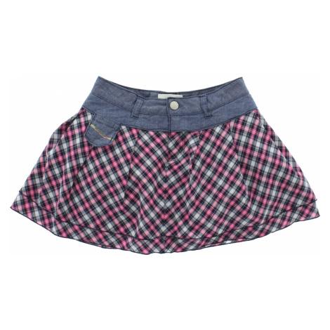 Diesel Girl Skirt Blue Pink