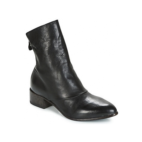 Moma NIKKITA women's Low Ankle Boots in Black