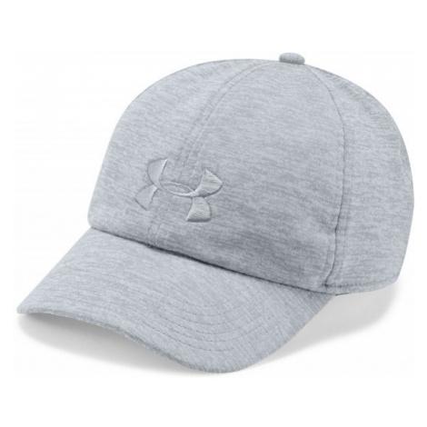 Under Armour TWIST RENEGADE CA gray - Baseball cap