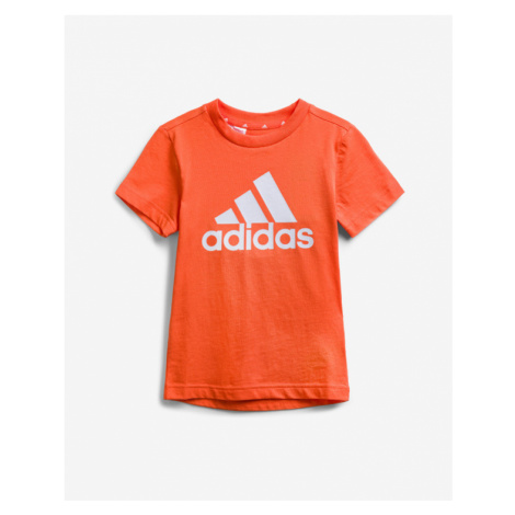 adidas Performance Essentials Kids T-shirt Orange