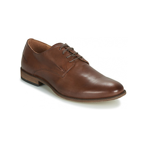 Redskins LORSON men's Casual Shoes in Brown