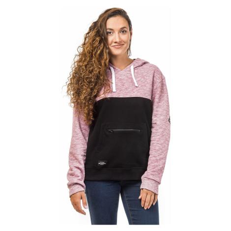 sweatshirt Horsefeathers Adira - Lilac Melange - women´s