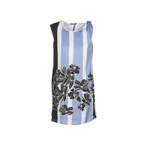 Sisley LAPOLLA women's Dress in Blue