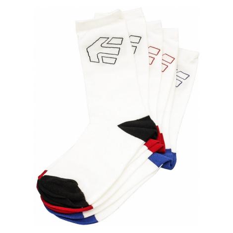 socks Etnies Legacy 3 Pack - White