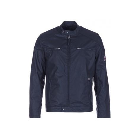 Pepe jeans RACER men's Jacket in Blue