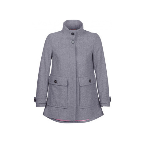 Benetton MARTINO women's Coat in Grey United Colors of Benetton