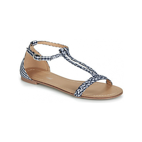 Moony Mood GEMINIELLE women's Sandals in Blue