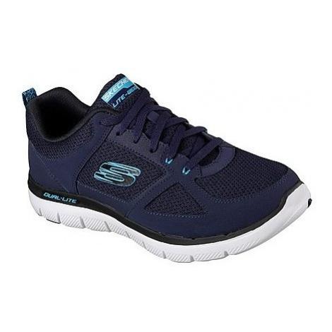 Skechers FLEX ADVANTAGE 2.0 blue - Men's sneakers