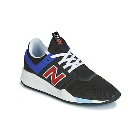 New Balance MS247 women's Shoes (Trainers) in Black