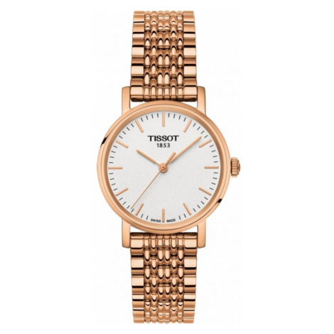Ladies Tissot Everytime Watch T1092103303100