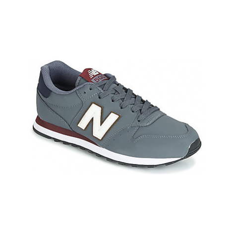 New Balance 500 men's Shoes (Trainers) in Grey