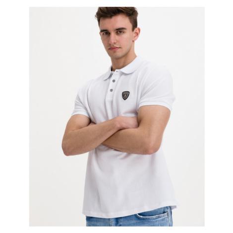Lamborghini Polo Shirt White