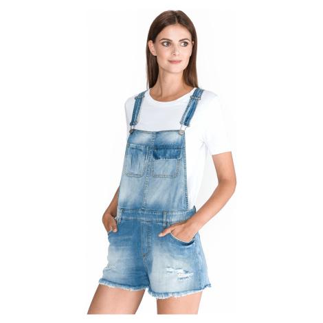 Pinko Bib shorts Blue