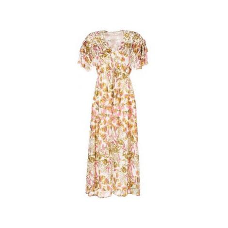 Derhy ALEXANDRIN women's Long Dress in White