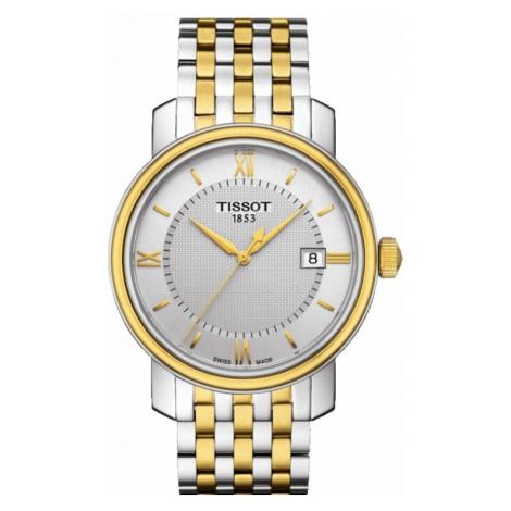Mens Tissot Bridgeport Watch T0974102203800