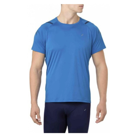Asics ICON SS TOP blue - Men's running T-shirt