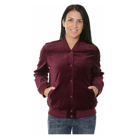 jacket Vans Uptown - Burgundy