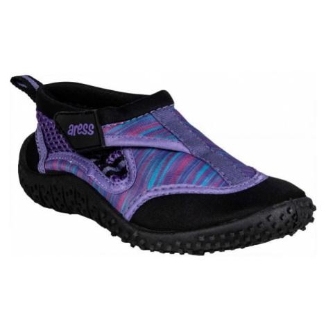 Aress BENKAI purple - Kids' water shoes