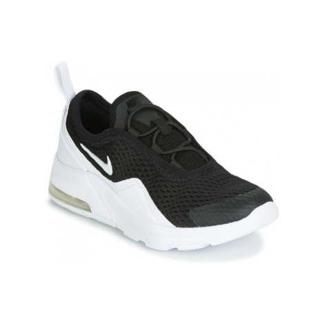 Nike AIR MAX MOTION 2 girls's Children's Shoes (Trainers) in Black