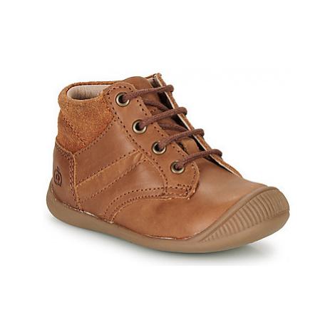 Citrouille et Compagnie RATON.C boys's Children's Mid Boots in Brown
